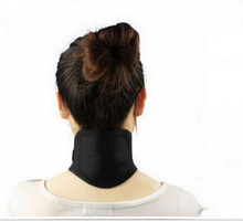 Practical Spontaneous Heating Headache Belt Magnetic Therapy Neck Protection Health Care Neck Massage & Relaxation