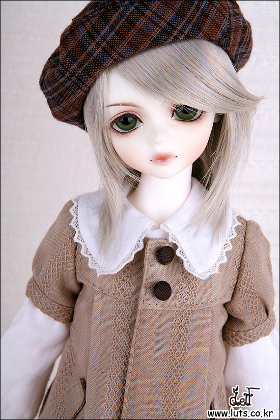 1/4 scale 43cm  BJD nude doll DIY Make up,Dress up SD doll.Kid Delf Boy CHERRY(Realskin White).not included Apparel and wig<br><br>Aliexpress
