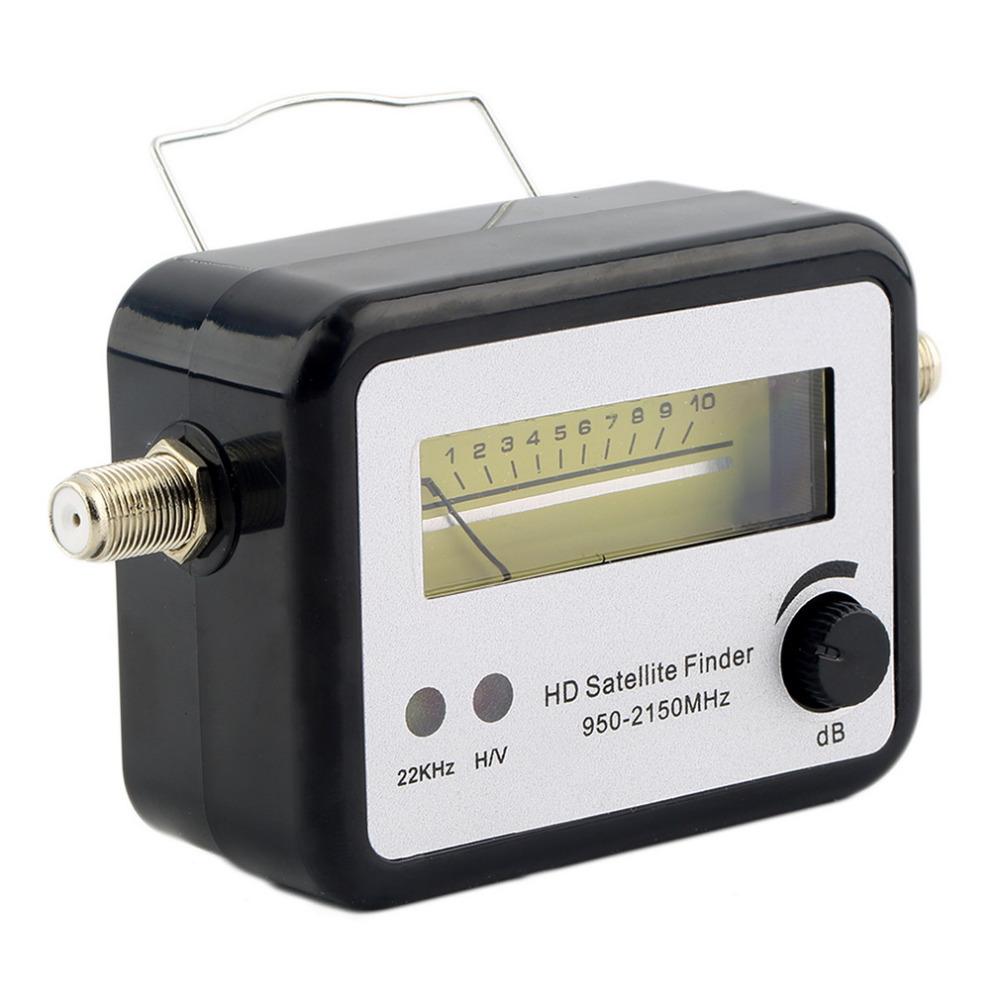 Приемник спутникового телевидения Satellite Finder 1 Finder satFinder LNB DirecTV original satlink ws 6908 dvb s fta digital satfinder satellite tv reciver 3 5 inch tft lcd diseqc 1 0 1 2 satellite finder meter