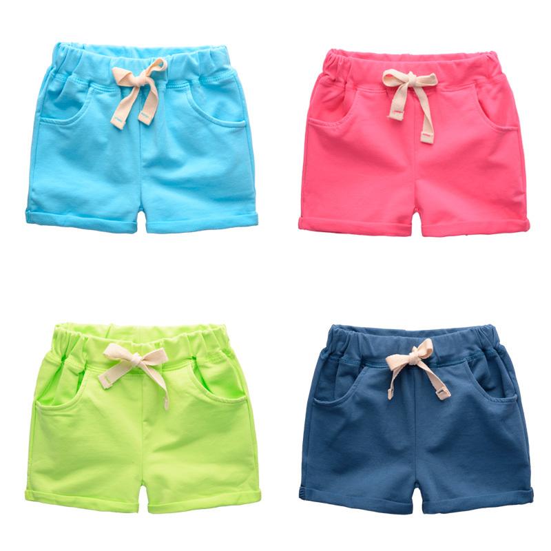 Шорты для девочек Shmily honey girl pants 2/7 6 DD1002 kids clothes
