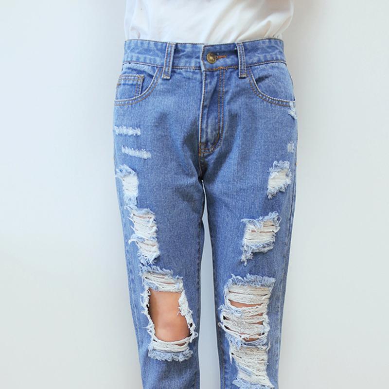 Vintage Ripped Jeans - Xtellar Jeans