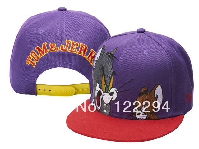 Ems free shipfree best quality cute Cartoon style cartoon Mickey Mouse hat snapback baseball cap(China (Mainland))
