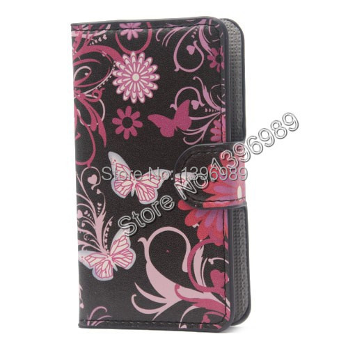 2014 New Colorful Pattern Wallet Leather Skin Cover Case Nokia Lumia 530 10 Patterns - Phone-Case-Membrane-Home store