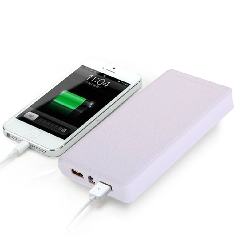 SB 5V 2A 6x 18650 Power Bank Battery Case 18650 Box Charger Bank For iphone6 For Galaxy S6 Edge For HTC M9 Tablet PC No Battery(China (Mainland))