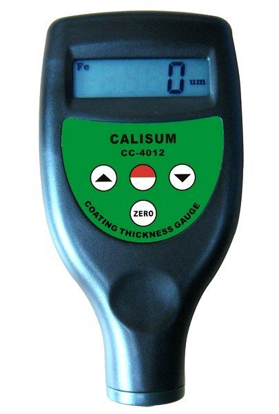 Steel Paint Thickness Gauge (Gage) Meter   CC-4012