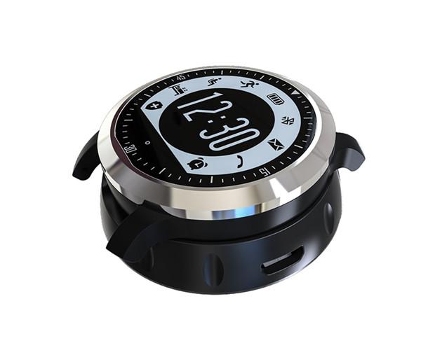ถูก 2016ใหม่F69 IP68กันน้ำกีฬาบลูทูธสมาร์ทนาฬิกาว่ายน้ำติดตามการออกกำลังกายการนอนหลับอัตราการเต้นหัวใจMonitor s mart w atch