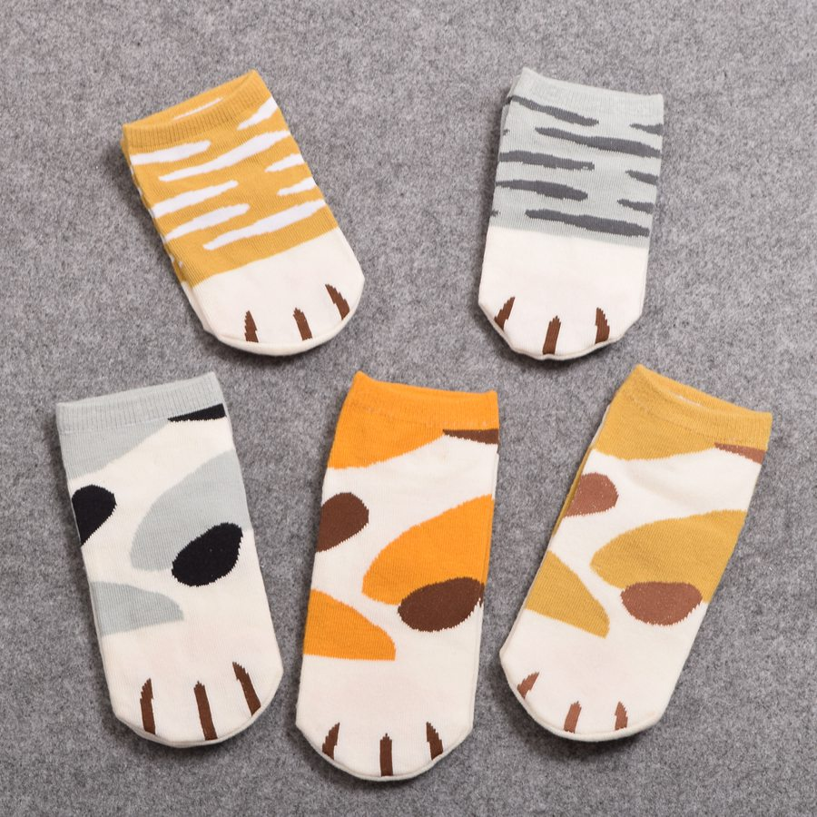 Cat Claw Girls Socks