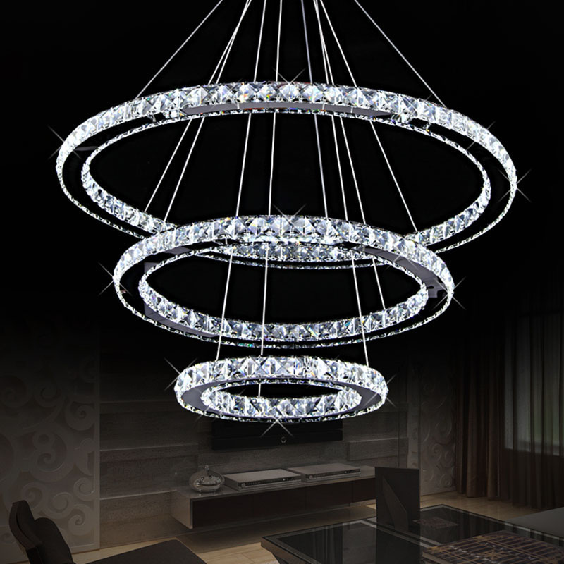 Led pendant lights round room hanging lamp led modern for Modern hanging pendant lights