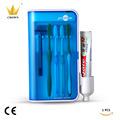 1BOX lot UV Box Toothbrush Sanitizer Sterilization Holder Cleaner Home Health Dental Care Toothbrush Sterilize Storage