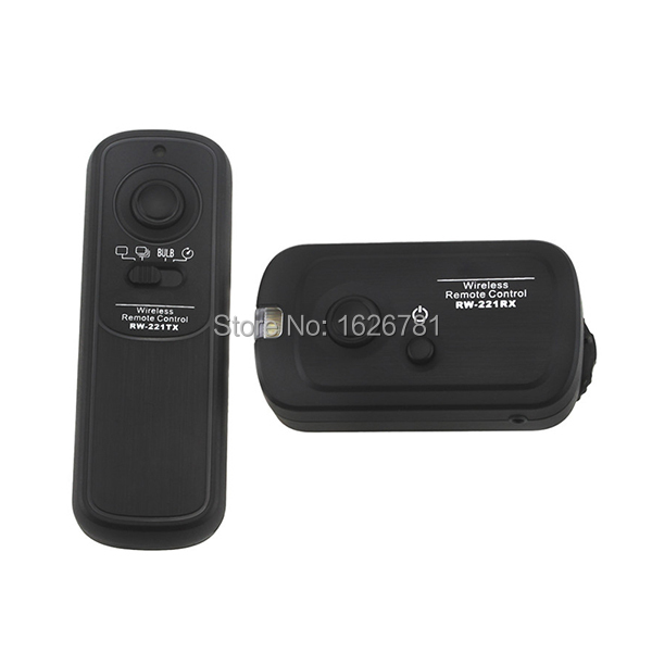 N1 RW-221 DC0 Wireless remote control work For Nikon Camera D800 series D700 D300 series D2 series D1 series D200 D4 N90s F5 F6(China (Mainland))