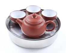 Free shipping Via China post air mail Ordovician purple travel mini tea set portable kung fu