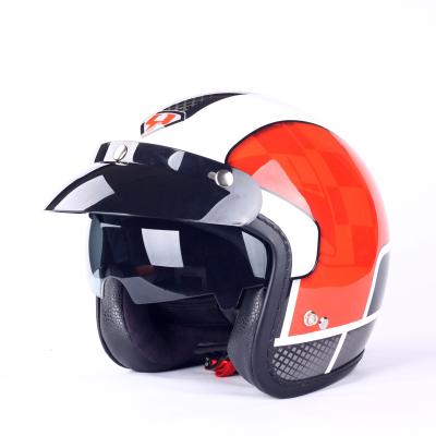 Handsome design motorcycle helmet,unisex half helmet for harley DOT approve<br><br>Aliexpress