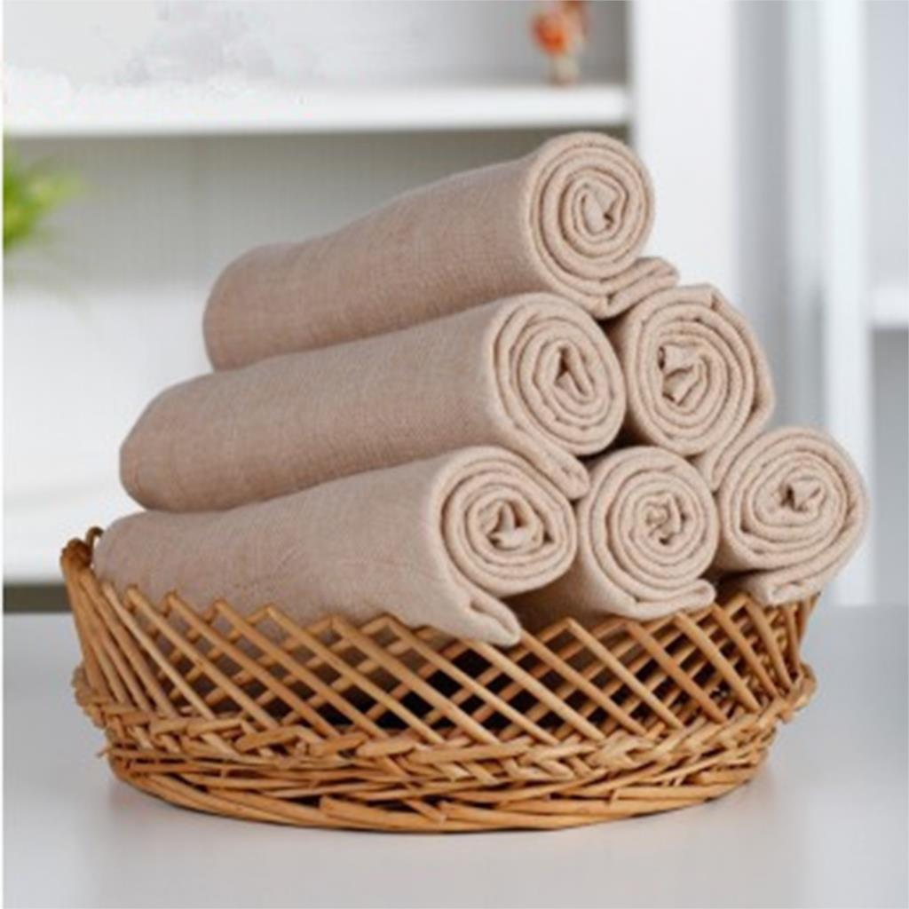 50*70cm Organic Colored Cotton Diaper Baby Diaper Nappy Changing Pads Covers Washable Reusable<br><br>Aliexpress