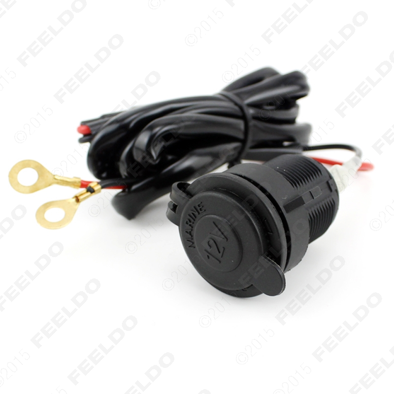 Popular Cigarette Lighter Plug Wiring