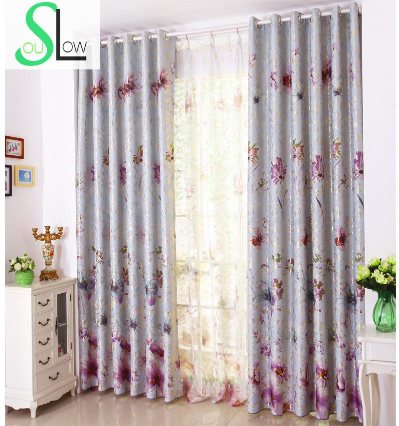 Double Sided Drapes : Slow soul new korean style double sided printing