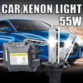 H7 xenon HID kit 55W for car headlight H1 H3 H4 H8 H9 H11 H10 9005