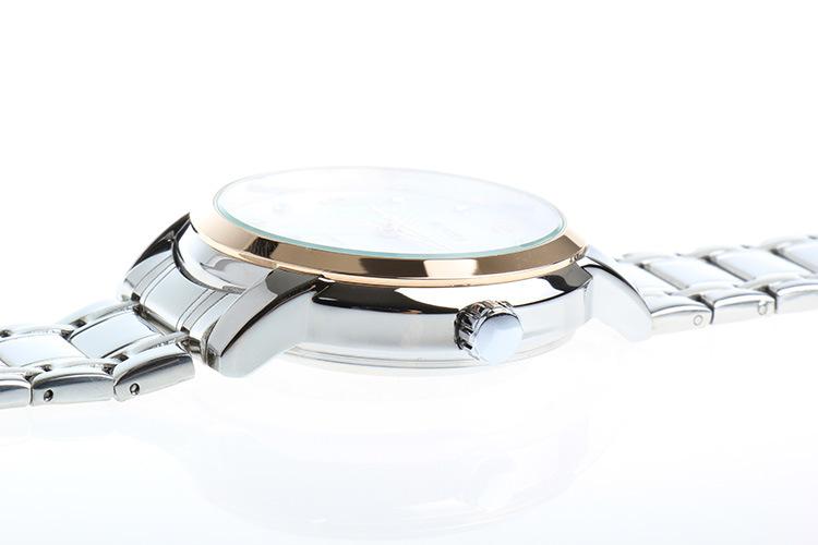 2016 НОВЫЕ марка BIAOKA мужские часы Дата Дисплей Мужской Часы новый Большой Циферблат Белый Объектив сталь Ремешок механические Наручные Часы Горячая продажа