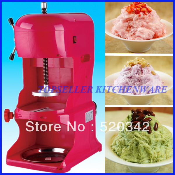 Commercial Ice Shaver Snow Cone Maker ,Ice Crusher Machine,ice shaving machine