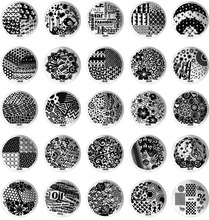 18pcs New 75deisgns Sexy DIY Designs Stamping Plates Nail Art Templates Image Stamp Stencil Polish Manicure Stamp Tools NC060x18(China (Mainland))
