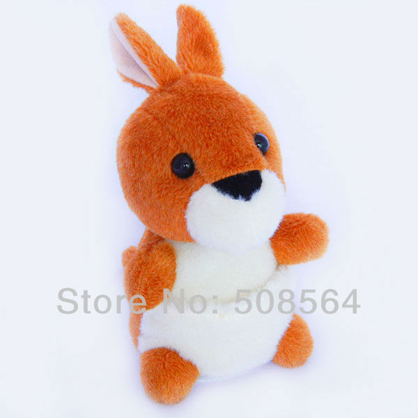 3pcs/lot This Year Newest Early Learning Talking Kangaroo Plush Toy for Kids(China (Mainland))