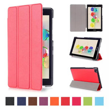 Buy Ultra Thin Smart Stand PU Leather Case Cover Funda Huawei MediaPad T1 7.0 Tablet Flip Case Huawei T1 7.0 T1-701u for $6.18 in AliExpress store