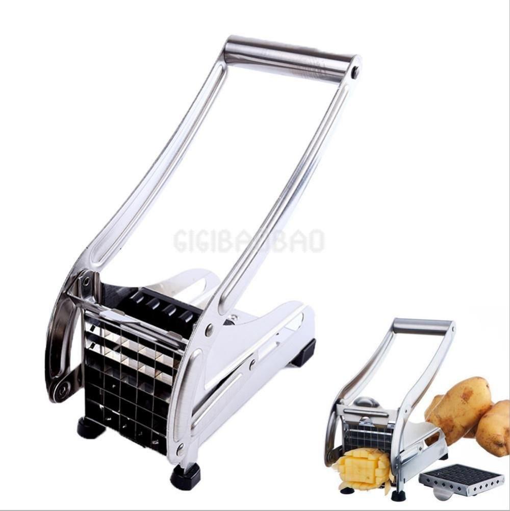 how to make chip potato slicer machine
