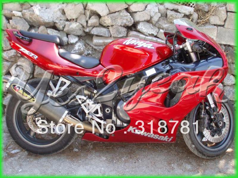 New style red Fairing for KAWASAKI Ninja ZX-7R 96-03 ZX7R 1996-2003 ZX7R 1996 2003  ZX 7R 96 97 98 99 00 01 02 03
