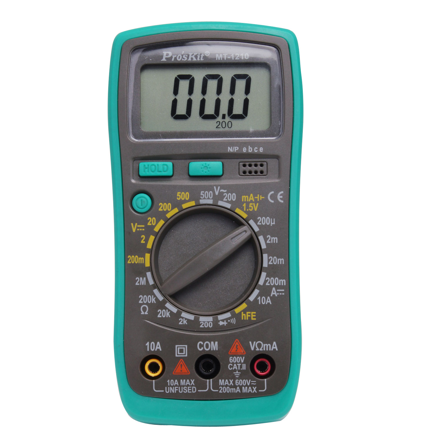 Table 1210 multifunctional digital meter table(China (Mainland))