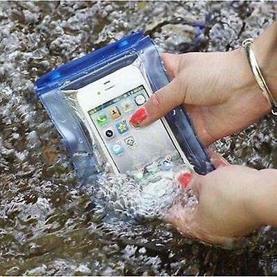 Underwater Waterproof Pack Case Cover Swimming Pouch Dry Bag For Cell Phone MP3(China (Mainland))