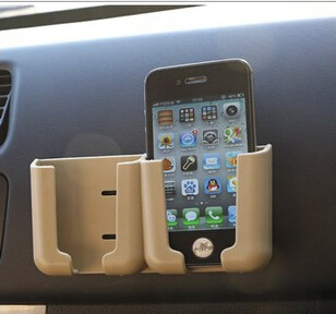 2015 New car styling Auto mobile phones aircraft navigation frame 4s car seat Automobile multi-function apple car holder<br><br>Aliexpress