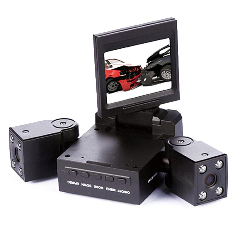 HD Vehicle Car DVR Travelling Driving Data Recorder Camcorder Vehicle Camera 720P with Built-in G-sensor(China (Mainland))
