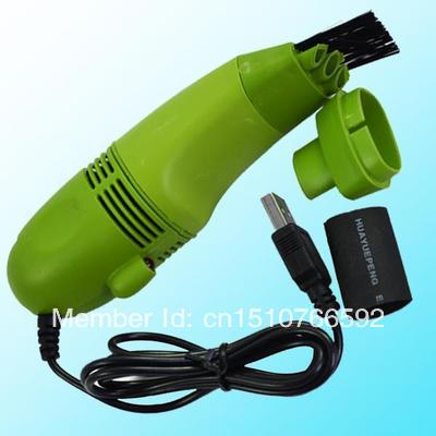 Free Shipping Hot Mini USB Vacuum Keyboard Dust Collector For LAPTOP Notebook PC Cleaner 7195 yFtH(China (Mainland))