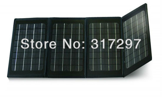 12V Car Battery Charger with 40 Watt Monocrystalline Foldable Solar Panels Free Shipping by DHL<br><br>Aliexpress