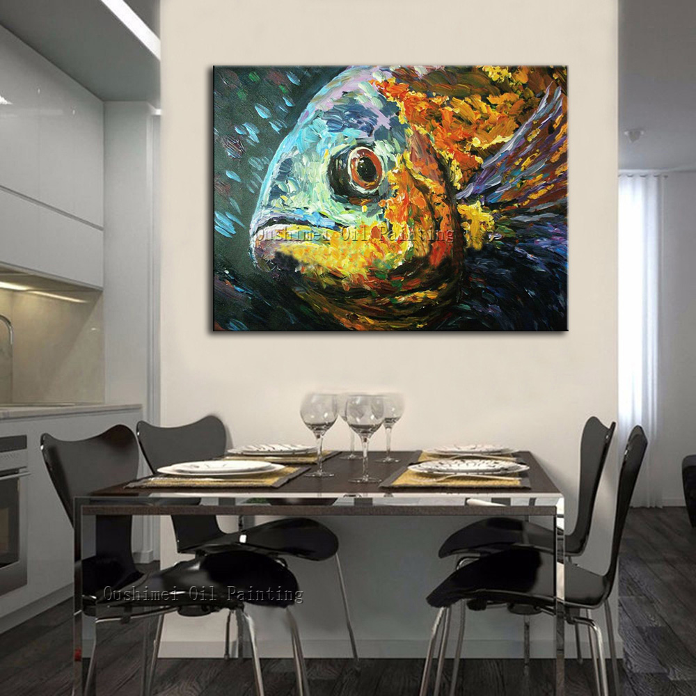Wall mural paintings abstract the image for Canvas wall mural