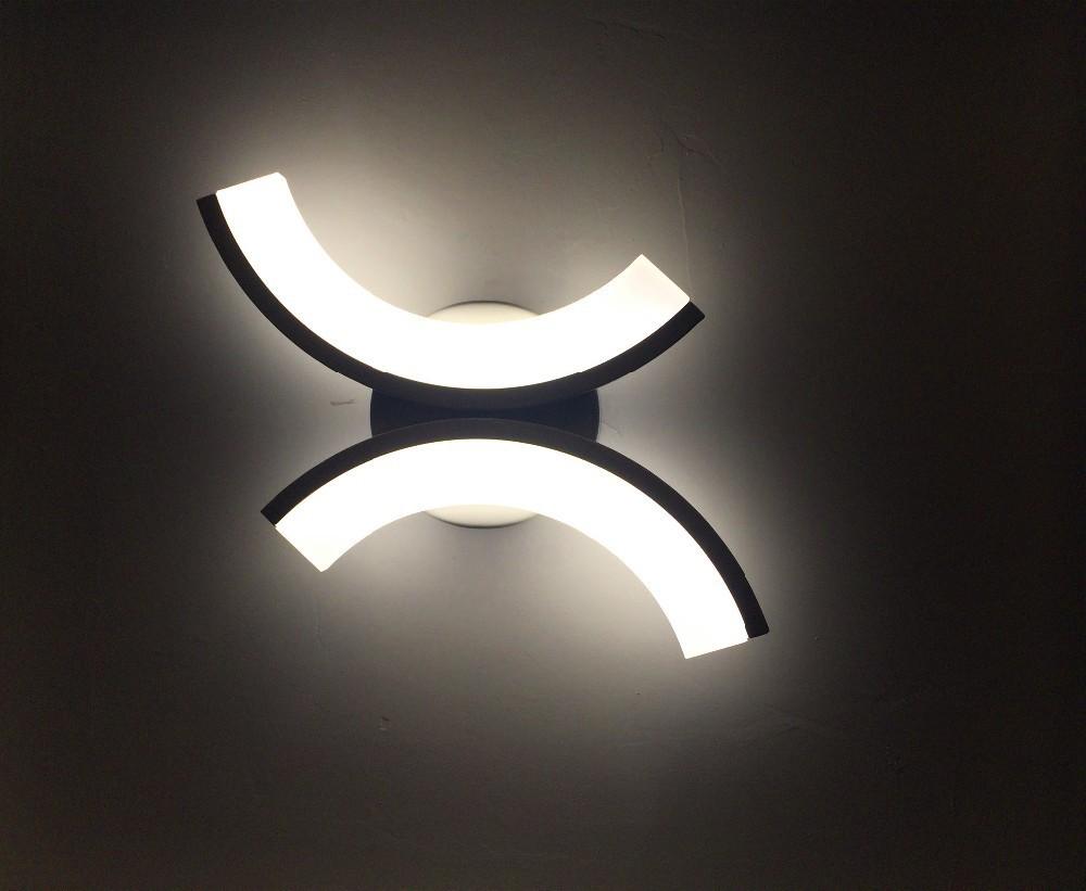 Trendy lampade a led per specchio da bagno ikea lampade for Applique mural exterieur bois