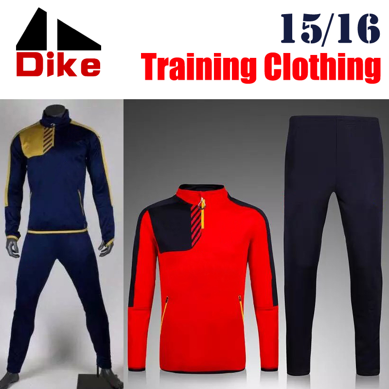 15/16 Ozil maillot de Top coat rapide 2015 thaïlande bleu rouge Alexis survêtement manteau de Football maillot de la formation veste de Football(China (Mainland))