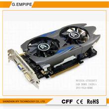 Original For Office 1GB DDR5 192Bit GTX550TI Computer Graphics Card Placa de Video carte graphique Video Card for Nvidia