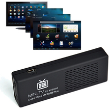 Mk808B Amlogic S805 Quad Core 1.5GHz TV Stick MINI PC 1080P Android 4.4 Airplay Miracast 1G 8G TV Box dongle XBMC fully loaded(China (Mainland))