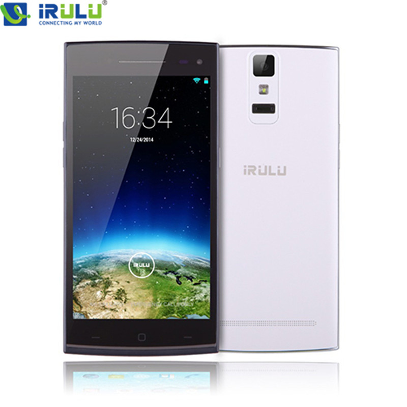 iRULU Victory 1S V1S Android 4.4 Quad Core 5'' Unlocked Smartphone HD Mobile Phone 13.0MP/5.0MP Dual Sim Cell Smart Phone WCDMA(China (Mainland))