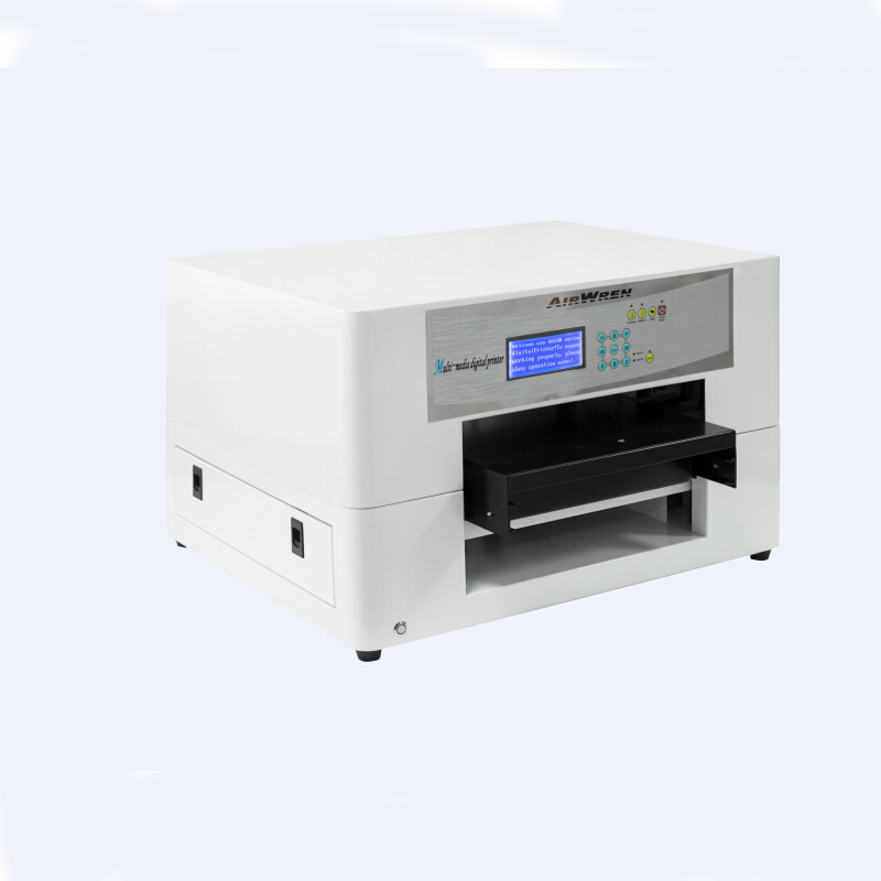 hot sale a3 size eco solvent printer ceramic printing machine with high resolution(China (Mainland))
