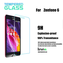 Premium Explosion-proof Tempered Glass Screen Protector For Zenfone 6 Toughened Screen Protective Film with Retail Package