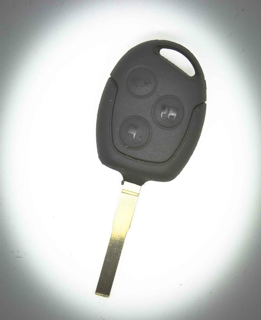 ford transit connect  button remote alarm key fob case