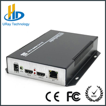 DHL Envío Libre HDMI + Codificador de Audio H.264 Red Independiente de Vídeo De Youtube Live Streaming, IPTV, Sistema hotelero