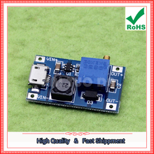 Buy Free 5pcs 2a Boost DC-DC Boost Module Wide Input 2 / 24V L 5/9/12 / 25V Adjustable, C7A5 for $2.75 in AliExpress store