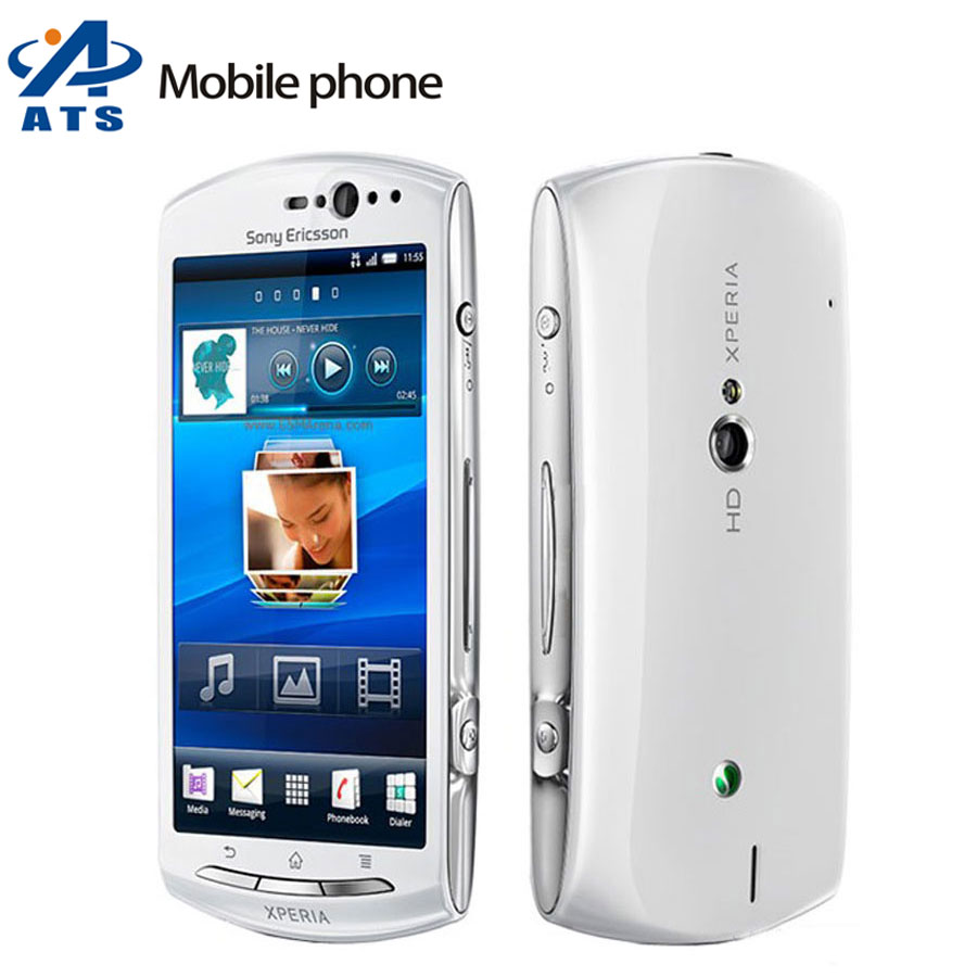 MT11i Original Sony Ericsson Xperia neo V MT11 mobile phone MT11i cell phone Android 3G WIFI GPS 5MP Camera One Year Warranty(China (Mainland))