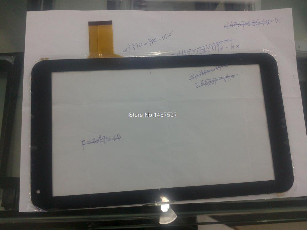 Free shipping 10pcs New original external screen handwriting screen capacitive touch screen WJ510 FPC-V1.0<br><br>Aliexpress