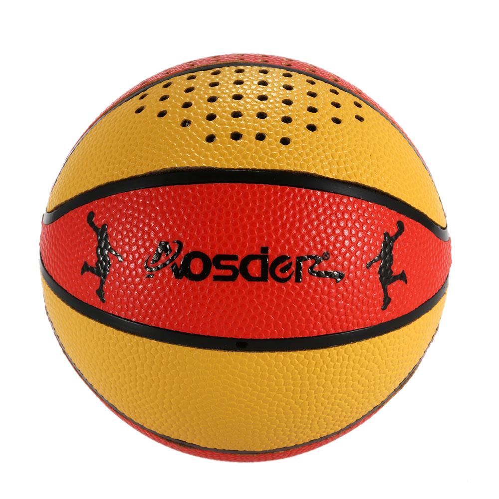 Aosder JH-LQBT Basketball Bluetooth Speaker Wireless Stereo Sound Box Deep Bass Hands-free Mic Built-in Battery Portable Speaker(China (Mainland))