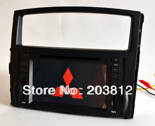 2006- 2011 Mitsubishi Pajero DVD Player,with GPS Navi,Multimedia Video Radio Player system & TMC+Free Camera+Free GPS Map!!!