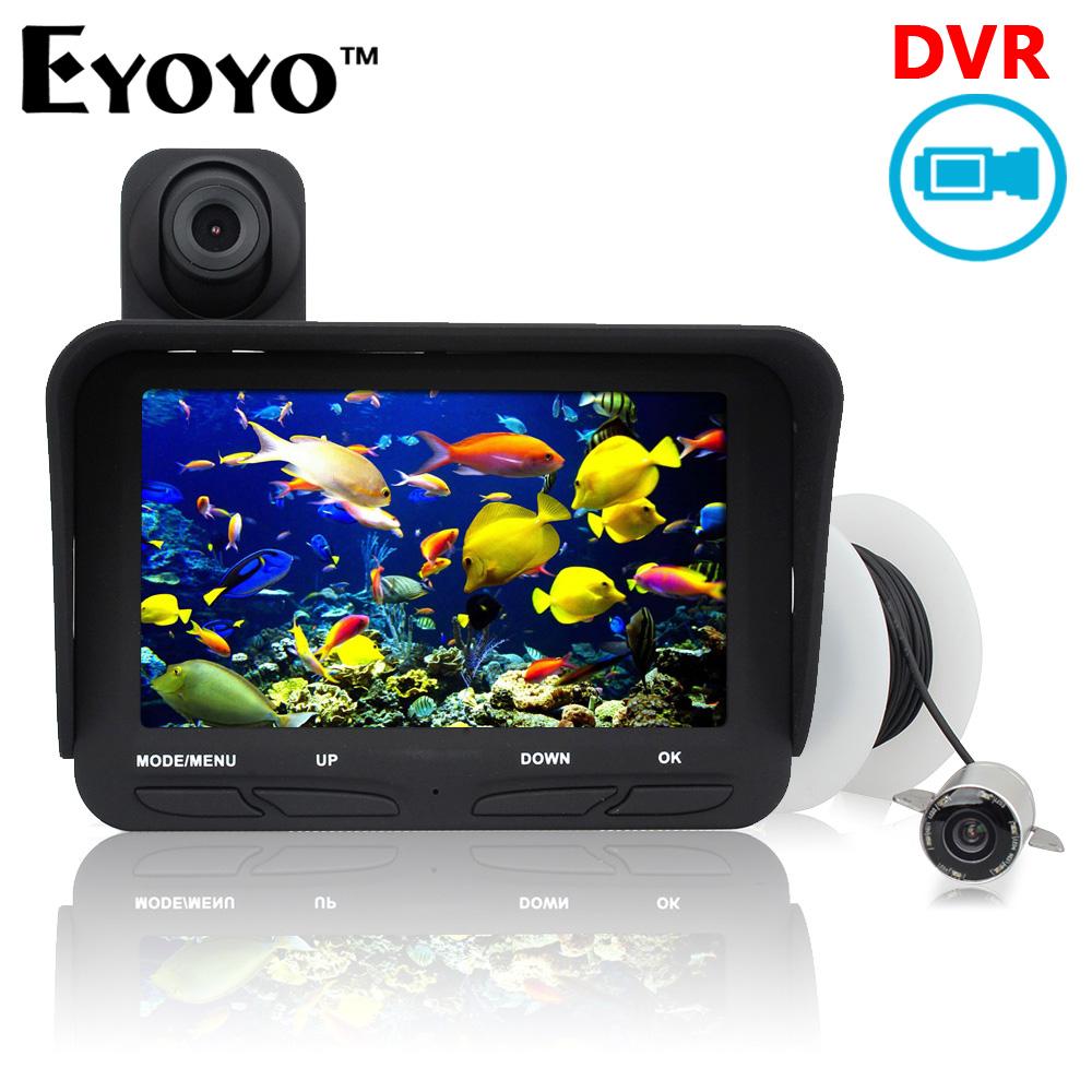 подводная видеокамера чтобы рыбалки водоглаз-3 4.3 dvr