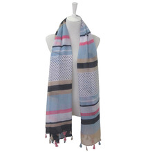 DONGYA 2016 High Quality Muslim hijab For Women Colorful Print Warm Warps Loop Women Scarf Cute Pink Shawls and Scarves Hot Sale